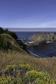 Sea arches, Mendocino, California