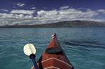 Kayaking off Isla Coronado, Sea of Cortez, Baja California Sur, Mexico