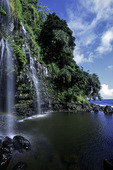 The Blue Pool, near Hana, Maui, Hawaii