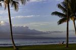 Sunset at Papakea, Maui, Hawaii