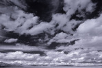 Mohave clouds