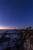 Point Arena lighthouse, Mendocino County, California