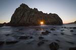 Pacific Portal, Phieffer State Beach, Monterey County, California