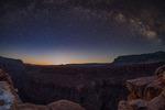 Milky Way over the Colorado River at Toroweap, Grand Canyon National Park, Arizona