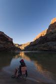 Chilling at Big Dune camp, Grand Canyon NP, Arizona