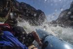 Lava Falls Rapid, Grand Canyon NP, Arizona