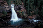 Waterfall, South Fork Mineral Creek