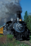 Durango & Silverton Narrow Gauge Railroad TM train