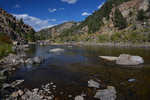 The Arkansas River, Hecia Junction Recreation Site, Browns Canyon National Monument, Colorado