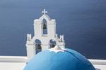 belfry; Church; Firostephani; Greece; Santorini
