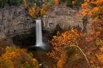 Taughannock Falls, Taughannock Falls, State Park, New York, USA