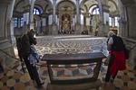 Santa Maria Della Salute Basilica, built in Venice after the black plague spared the city. Italy