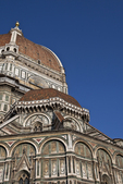The Duomo, or Santa Maria del Fiore, in Florence, Firenza, Italy.