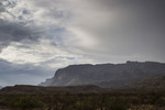 Storm approaching Big Bend National Park, Texas.