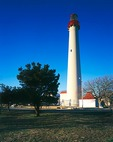 New Jersey, Cape May Point State Park, Cape May Lighthouse, Built 1859