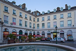 France, Pyrenees-Atlantiques, Pau, center city, Hotel Gramont