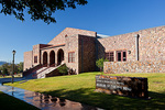 Texas, Alpine, Sul Ross State University, Museum of the Big Bend, exterior