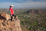 Arizona, Phoenix, Camelback Mountain,