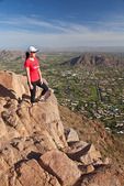 Arizona, Phoenix, Camelback Mountain