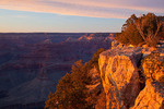 Arizona, Grand Canyon National Park, South Rim, Hopi Point area, view of canyon