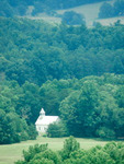 Methodist Church, Cades Cove, Great Smoky Mountains N'tl Park, TN
