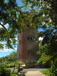 Yokahu Tower at El Yunque Rain Forest, San Juan Puerto Rico