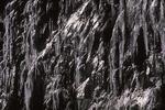 Icicles on granite rocks at Newfound Gap