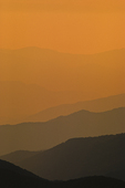 Sunset from Clingman's Dome