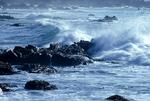 Crashing Wave, 17 Mile Drive, Pebble Beach, California