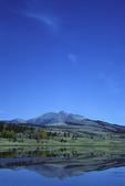Swan Lake and Electric Peak