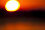 Surreal sunset at Ding Darling National Wildlife Refuge.