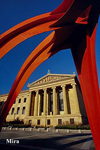    Philadelphia Museum of Art and Calder sculpture.