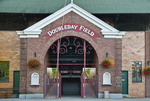 Doubleday Park, Cooperstown, New York (home of the baseball hall of fame).