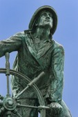 They That Go Down to the Sea in Ships, Fisherman's Memorial, Gloucester, Massachusetts