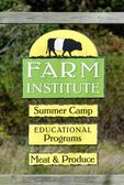Farm Institute, Edgartown, Martha's Vineyard, Massachusetts, USA