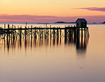 Old Wharf at Predawn