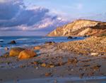 Rocky Beach and Gay Head Cliffs, Martha's Vineyard, Aquinnah, MA