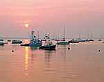 Sunrise, Provincetown Harbor