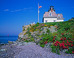 Rose Island Lighthouse, Rose Island, Narragansett Bay