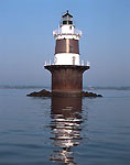 Peck Ledge Light, Long Island Sound