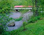 Ashuelot Covered Bridge, Built in 1864