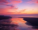 Burkes Beach at Predawn