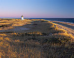 Wood End Lighthouse and Dunes, Cape Cod National Seashore