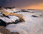 Beavertail State Park in Winter