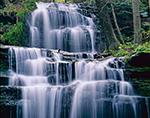 Waterfall at Gunn Brook