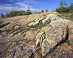 Granite Formations, Cadillac Mountain