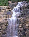 Ephemeral Falls on Cadillac Mountain