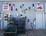 Lobster Pound, Trap and Buoy Shop