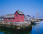 Motif #1 with Clear Skies