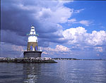 Greens Ledge Light, Long Island Sound, Norwalk Islands